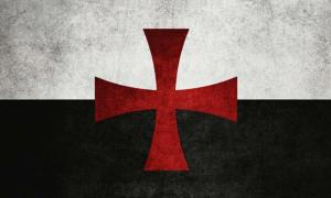 Symbol of the Knights Templar