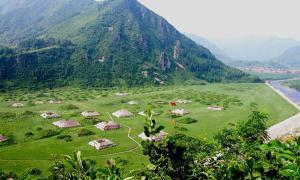 The Ancient Complex of Koguryo Tombs in North Korea