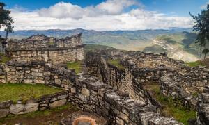 Kuelap, Peru - Ancient Fortress of the Cloud Warriors