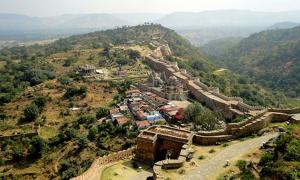 Kumbhalgarh: The Great Wall You Have Never Heard Of (and it is NOT in China)