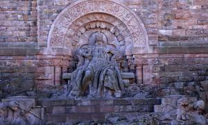 Kyffhäuser Castle Monument - Barbarossa, Emperor Frederick I