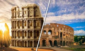 The LEGO Colosseum: Biggest Brick Set Brings the Ancient Roman World Home