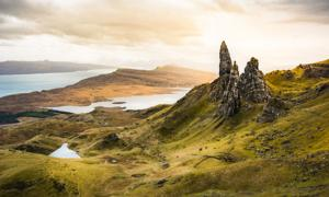 An island in Scotland (supakit / Adobe Stock)