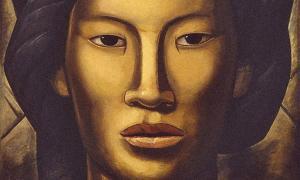 La Malinche (Young Girl of Yalala, Oaxaca).