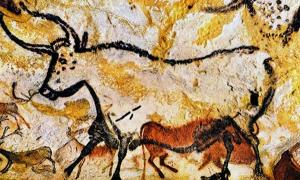 Lascaux Cave in France