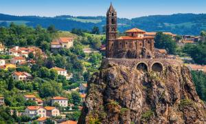 Le Puy-en-Velay, A Small French Town with a Large Legacy
