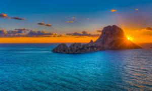 The island of Es Vedra