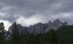 Legends of Mount Shasta: The Abode of the Devil Part 2 – Castle Crags: Fortress of Giants