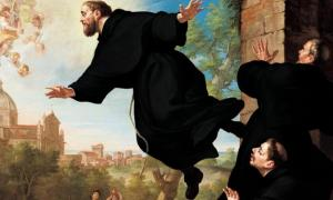 Levitation was well documented in the case of Saint Joseph of Copertino, who was considered something of a nuisance by the Church. There is no reason to consider the Church's account fabricated.