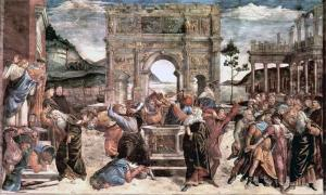 The Levites and the Kohens: The Patriarchal High Priests of Judaism
