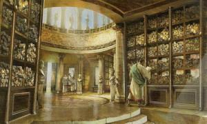 What Treasures Were Lost in the Destruction of the Great Musaeum of Alexandria?