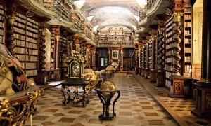 A Feast for the Eyes and Ears: The World's Most Beautiful and Majestic Library