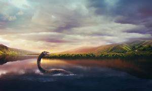 The Loch Ness Monster is a valuable tourist draw.