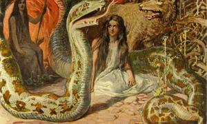 Tracing the origins of the Serpent Cult