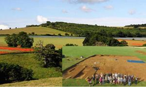 Monumental 6000-Year-Old Long Barrow Unearthed in England