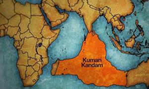 The Lost Continent of Kumari Kandam