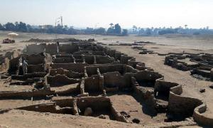 'Mind-blowing' Find in Egypt! Lost Golden City Discovered in Luxor
