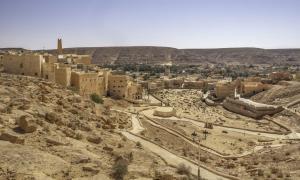 The oldest city, El Atteuf