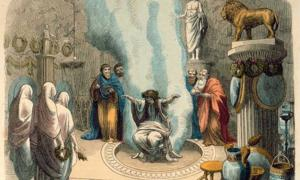 Magic in Ancient Greece: Necromancy, Curses, Love Spells, and Oracles