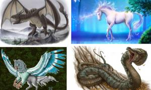 Magical Creatures of the Ancient World