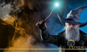 The Magic of Merlin ( denissimonov/ adobe stock)