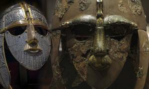 The Magnificent Treasures of Sutton Hoo, The Final Resting Place of Anglo-Saxon Royals