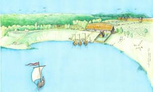 Archaeologists are Ecstatic that a Major Viking Age Manor is Finally Found in Sweden