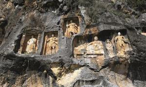 Man Rocks of Mersin Province