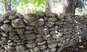 Remaining wall of Manyikeni, Mozambique             Source: eduviajante