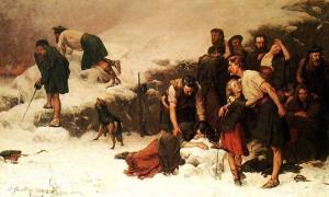The Massacre of Glencoe James Hamilton (1853–1894)