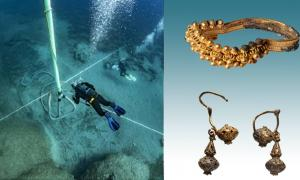 Marine Archaeologists Retrieve New Treasures at the Elgin Marbles Shipwreck