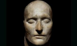 Death mask of Napolean Bonaparte