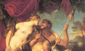 A Match Made in Greek Legend: What Happened When Heracles Met the Snake Woman?