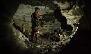 Maya artifacts found in Yucatan cave