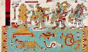 Mixtec Zouche-Nuttall Codex