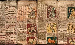 An Ancient Mayan Copernicus: Hieroglyphic Texts Reveal Mayans Made Major Discovery in Math, Astronomy