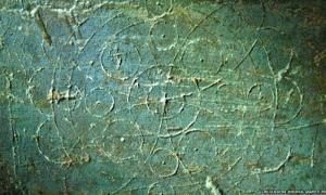 Medieval Graffiti in England
