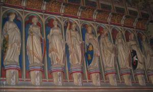 Women Without Virtue Need Not Apply! The Medieval Nine Worthy Women