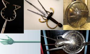 10 Innovative Medieval Weapons: You Would Not Want To Be At The Sharp End Of These!