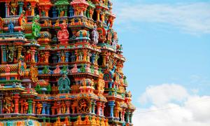 Meenakshi Amman Temple: Unique Towers, Migrants from a Lost Continent, and Sacred Marriage Celebrations