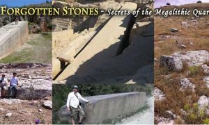 Megalithic Quarries - Gobekli Tepe