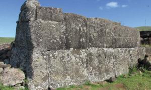 Wall of Vinapu, Easter Islands