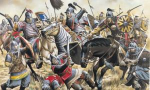 The Merkit were known as belligerent people, having made war on neighboring tribes, including the Mongols.