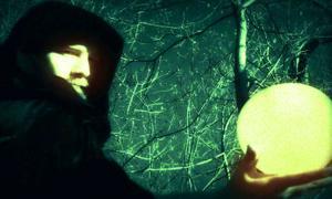 Cloaked man; Deriv