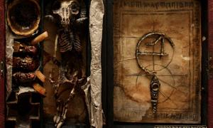 'The Hexing Box' at Merrylin Cryptid Museum