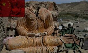 Mes Aynak under Chinese 'Capitalism' - Faces destruction