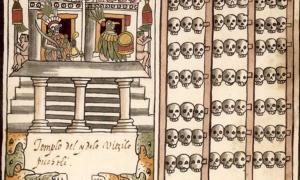 Terrifying Mesoamerican Skull Racks Were Erected to Deter Enemies