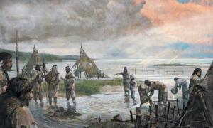 The Mesolithic people of Doggerland