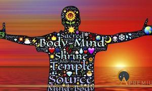 Alive Divine Body Mind