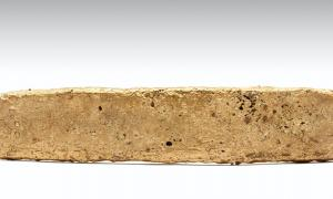 Gold Bar known as the 'Golden Yew'. Source: INAH.